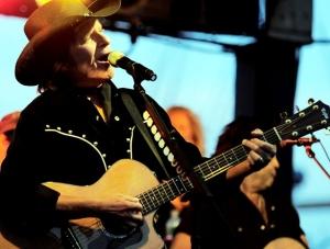 John Fogerty singing