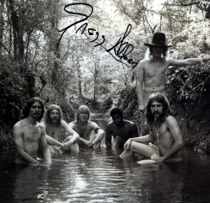 Allman Brothers in Water