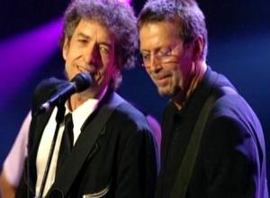 Bob+Dylan++Eric+Clapton+Crossrroads_Benefit_w_Clapton_