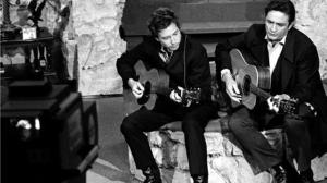 Johnny Cash & Bob Dylan - Johnny Cash show 1969
